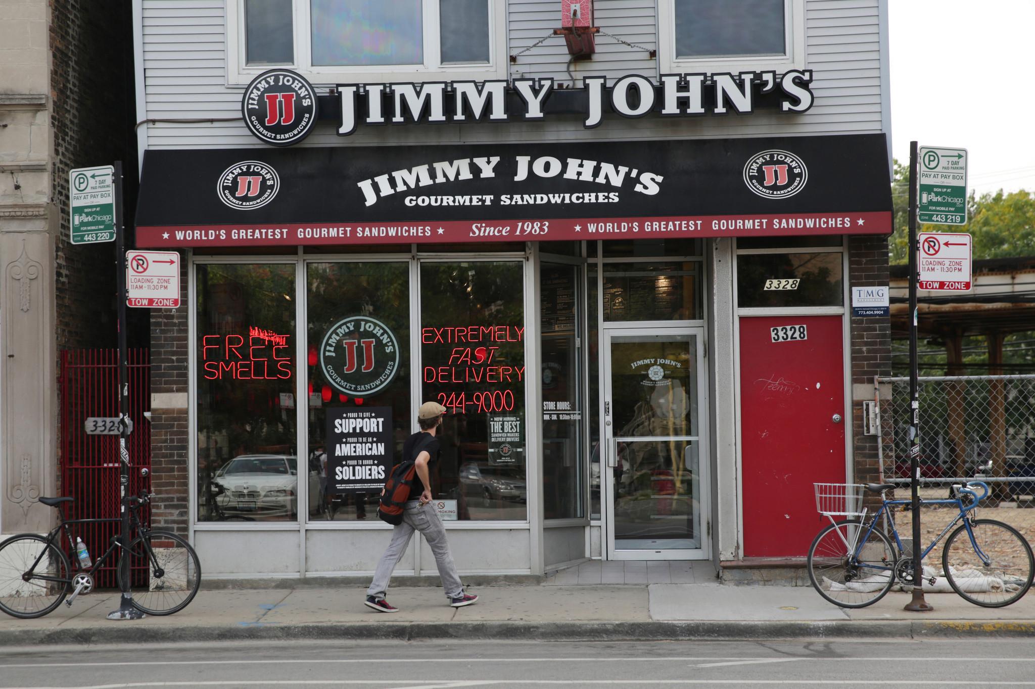 Report: Jimmy Johns preparing IPO - Chicago Tribune