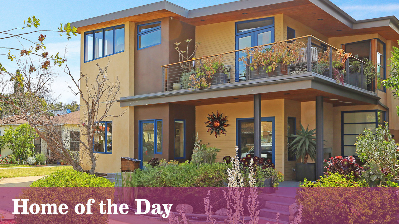 Home of the day clean and green ideas in culver city la for J pickford bathrooms