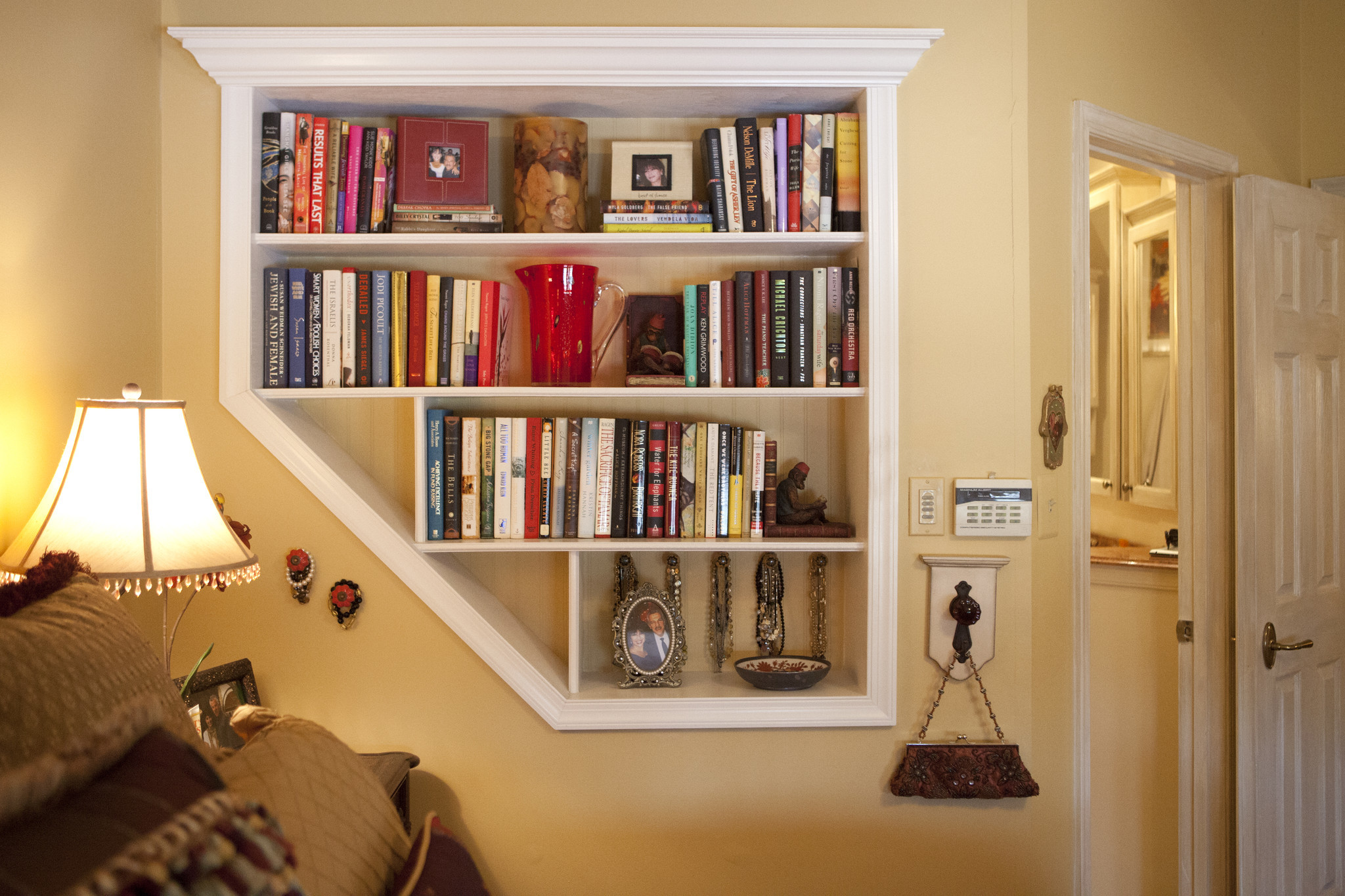 Creative storage home storage ideas baltimore sun for Unusual storage ideas