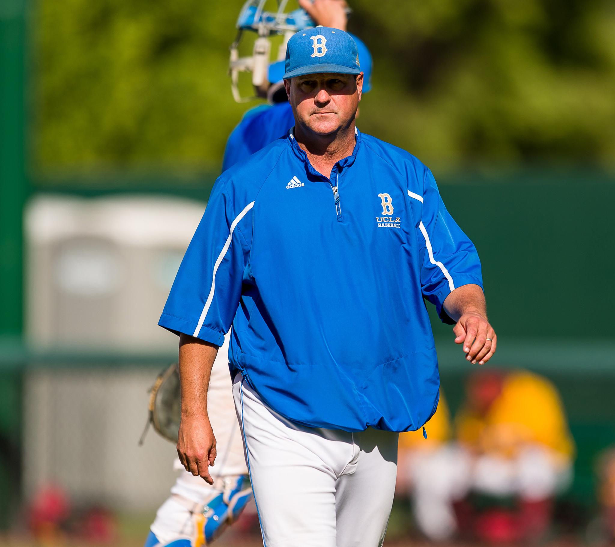 UCLA's David Berg, John Savage earn Pac-12 baseball honors
