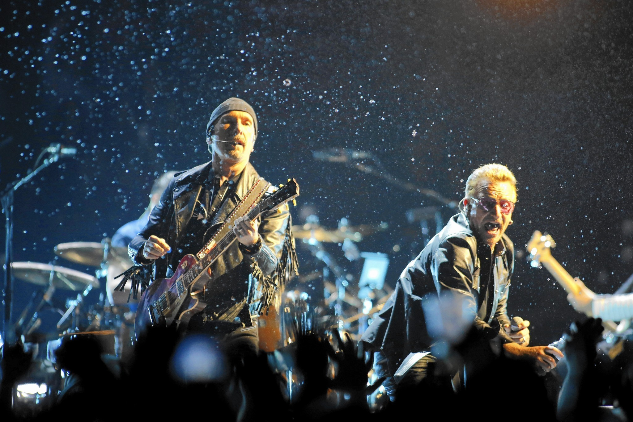 U2 Tops Pollstar's Top 2017 Tours List