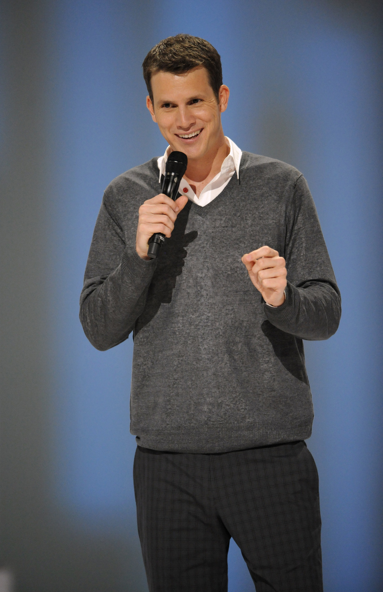 daniel tosh gets snarky with dates in las vegas