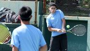 Crescenta Valley High boys' doubles team, Juan, Yacoubian gear up for next stage