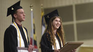 Three students recognized for excellence at Carroll Community commencement ceremony