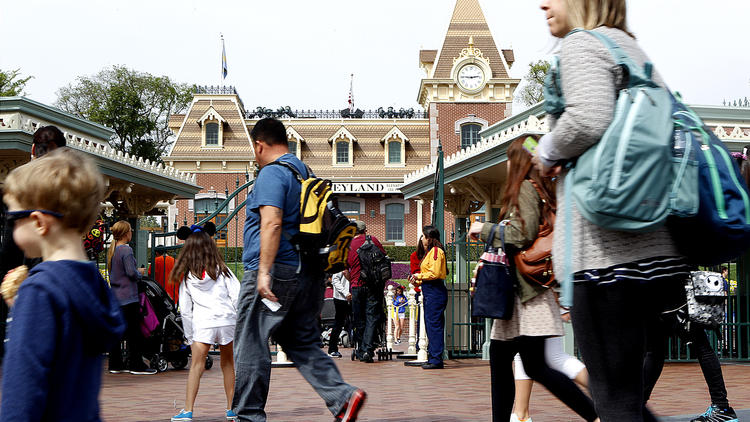 Is demand pricing coming to Disneyland? | LA Times