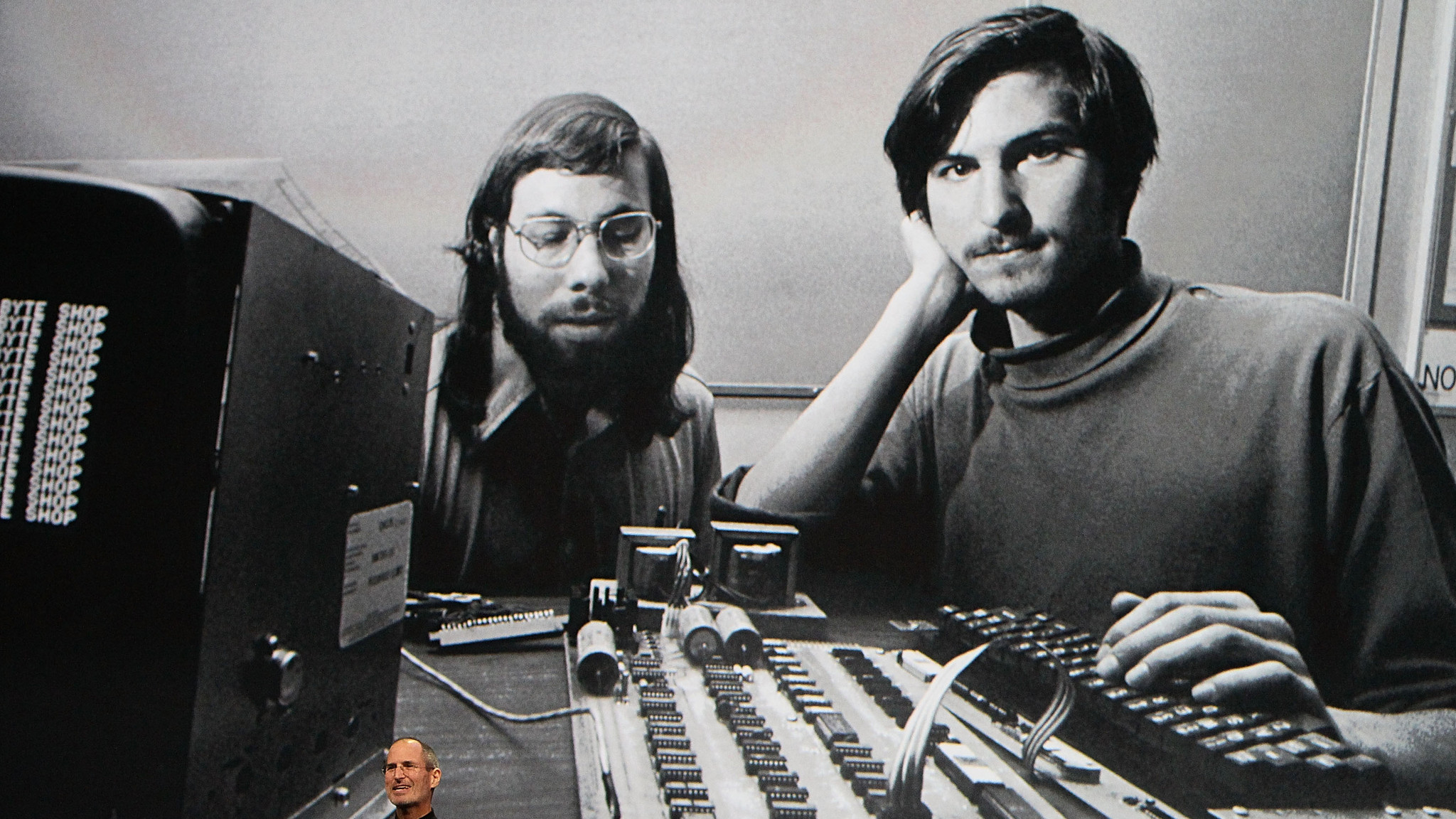 jobs and wozniak relationship