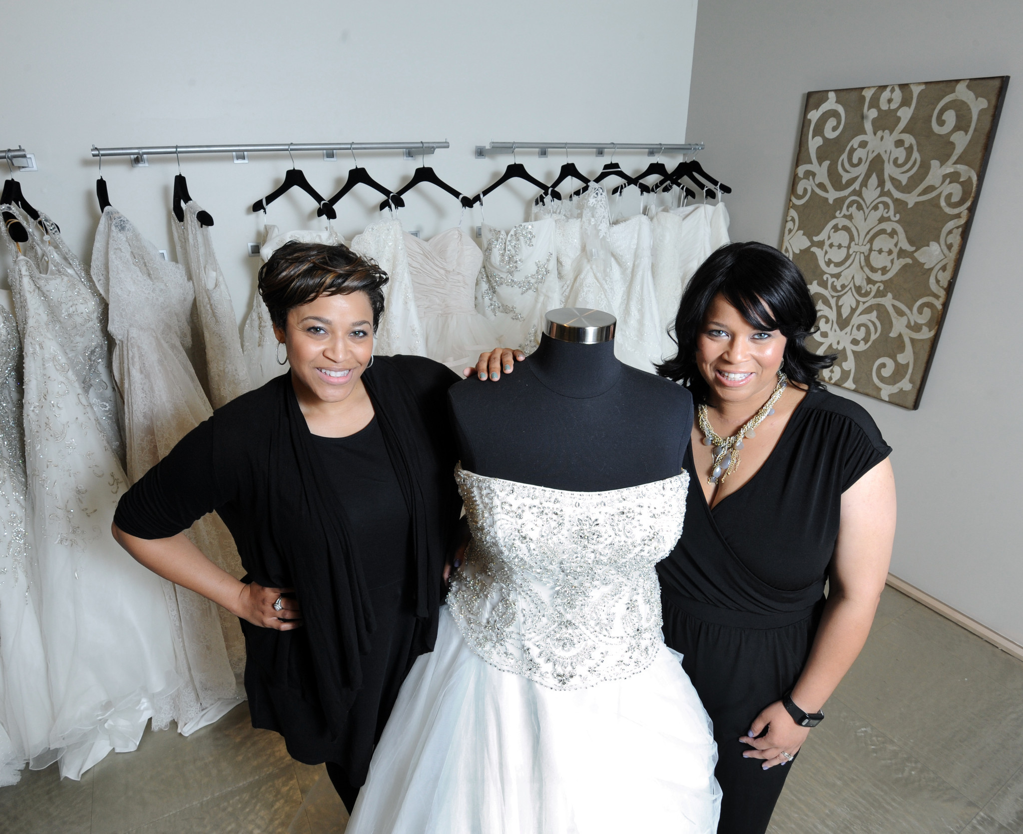 Plus Size Bridal Shop In Columbia Walks Down Reality TV Aisle