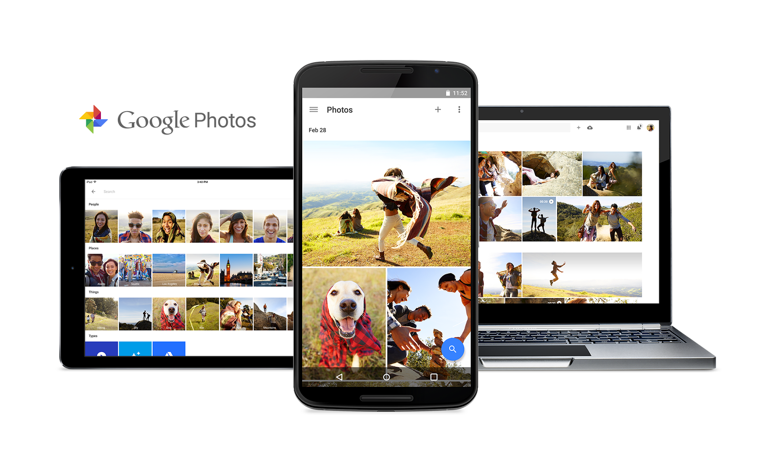 Google to store an unlimited number of photos and videos for free