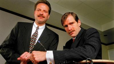 Broadcom's co-founders built a behemoth as a formidable team