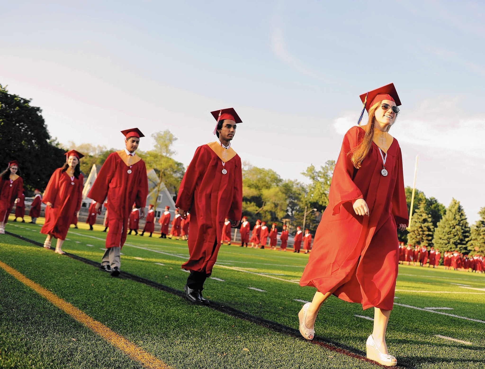 Photos: Hinsdale Central 2015 graduation - The Doings Hinsdale