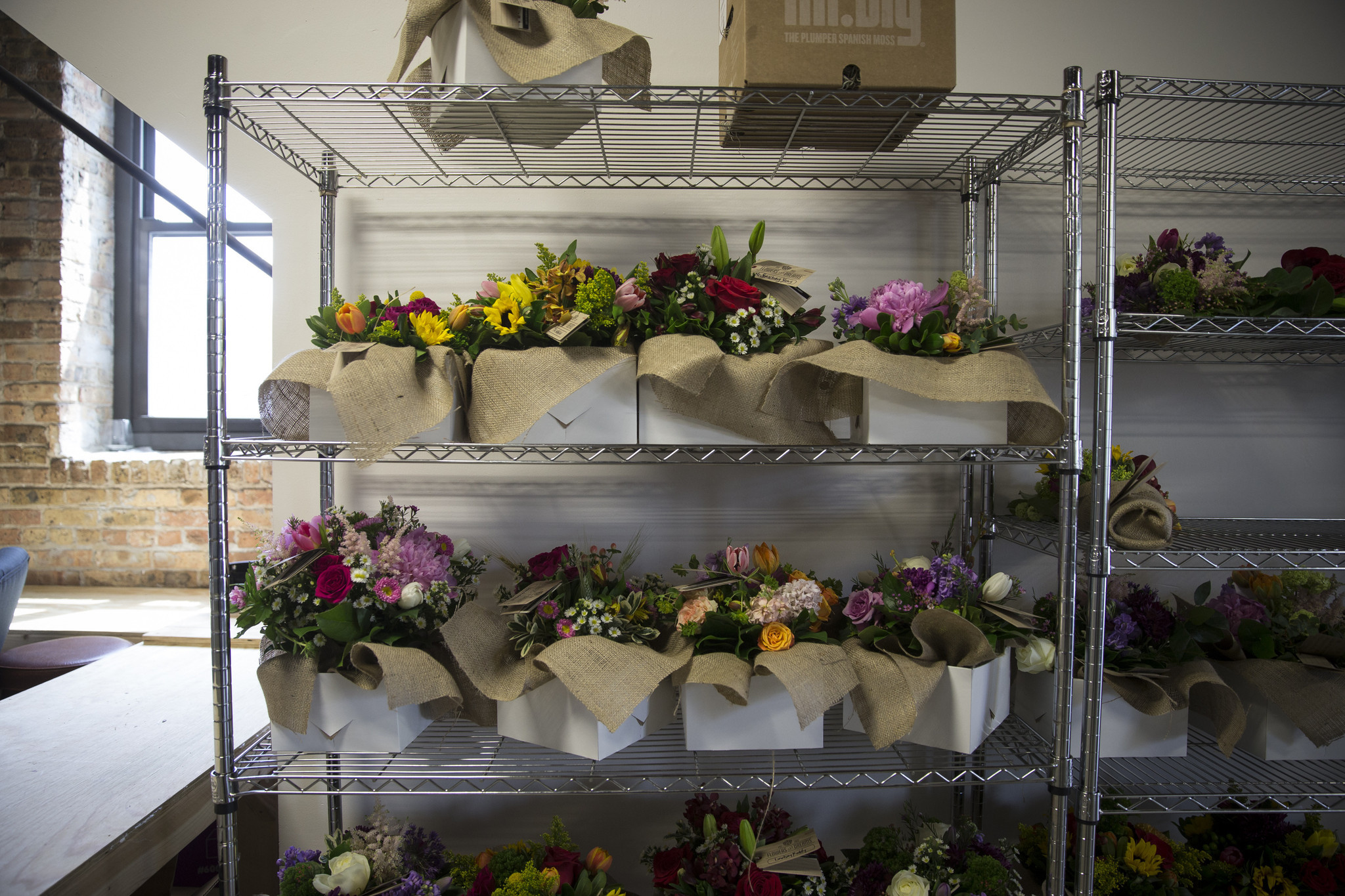 Flowers For Dreams Draws Millennials With Hip Take On Bouquets