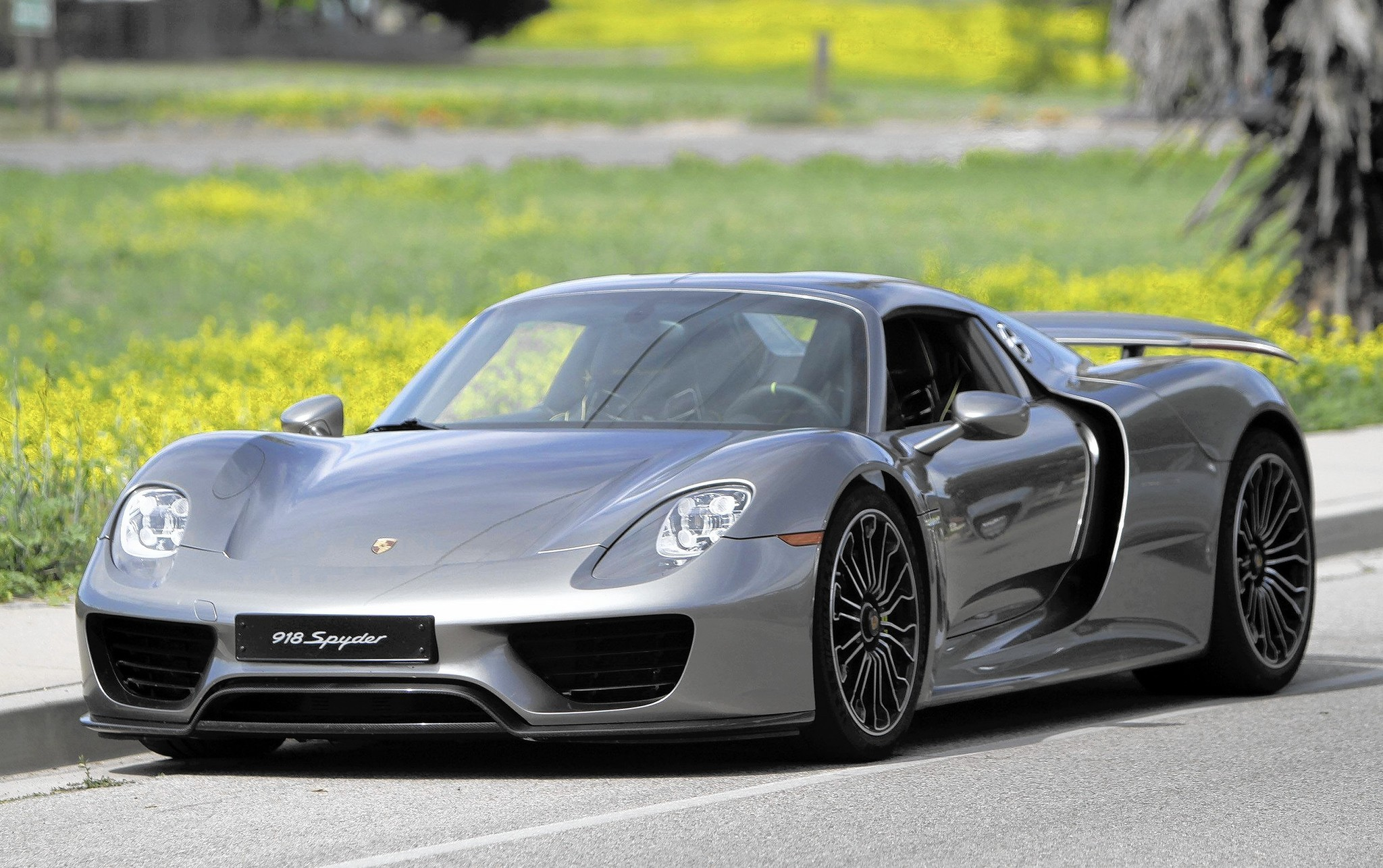 Rise of the efficient supercar