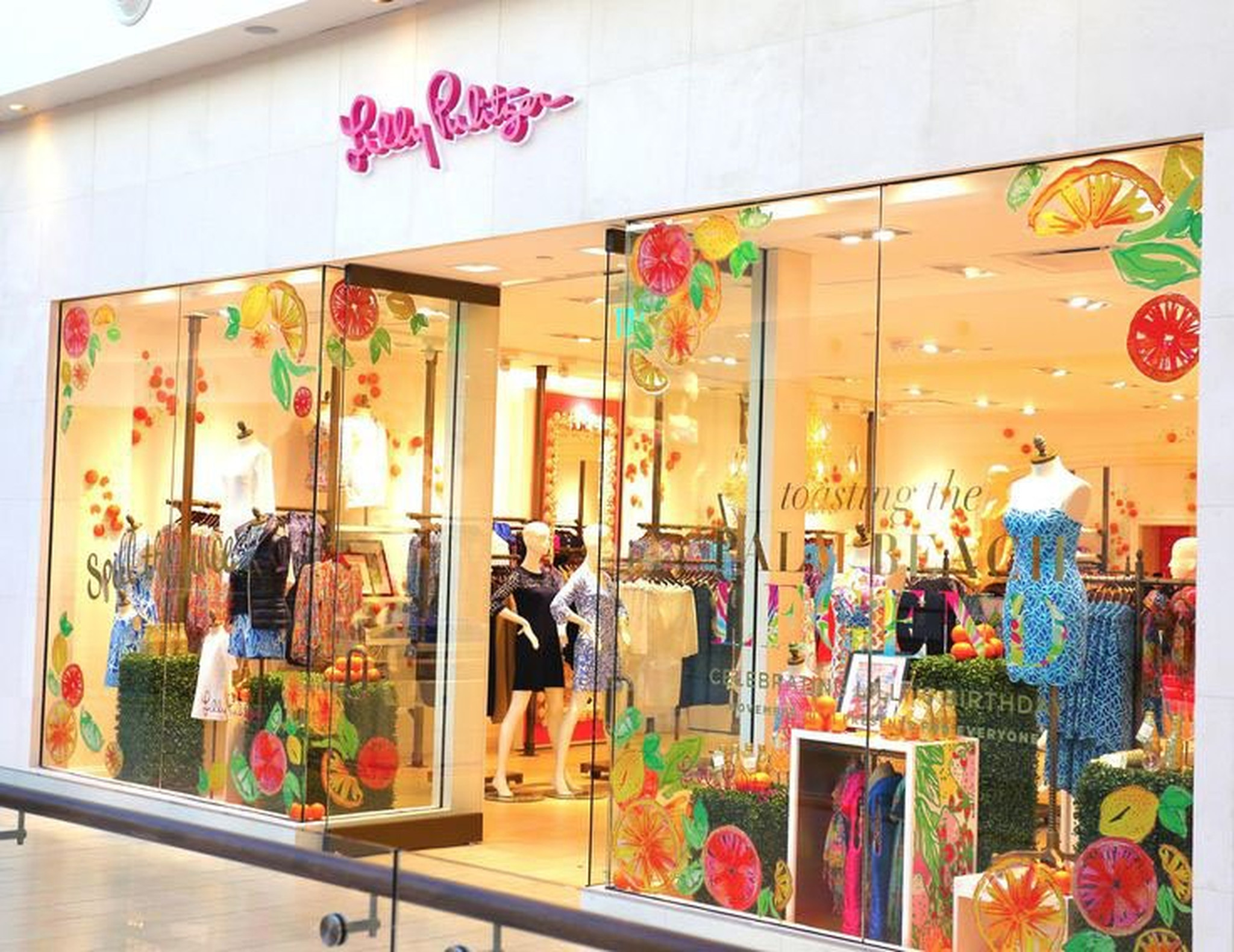 lilly pulitzer to open in oakbrook center in july chicago tribune