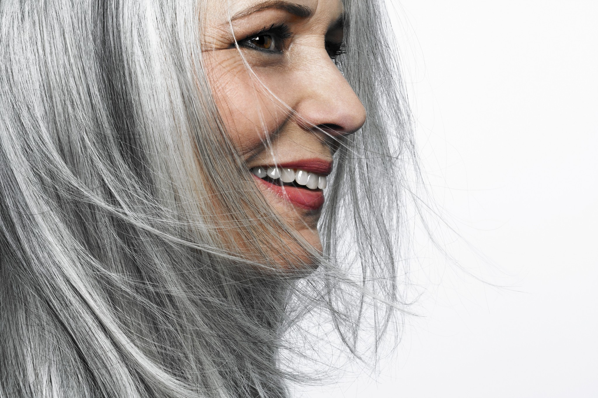 Ditching dye: How to go gray, gracefully