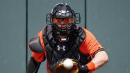 Matt Wieters expected to catch for Orioles next Friday