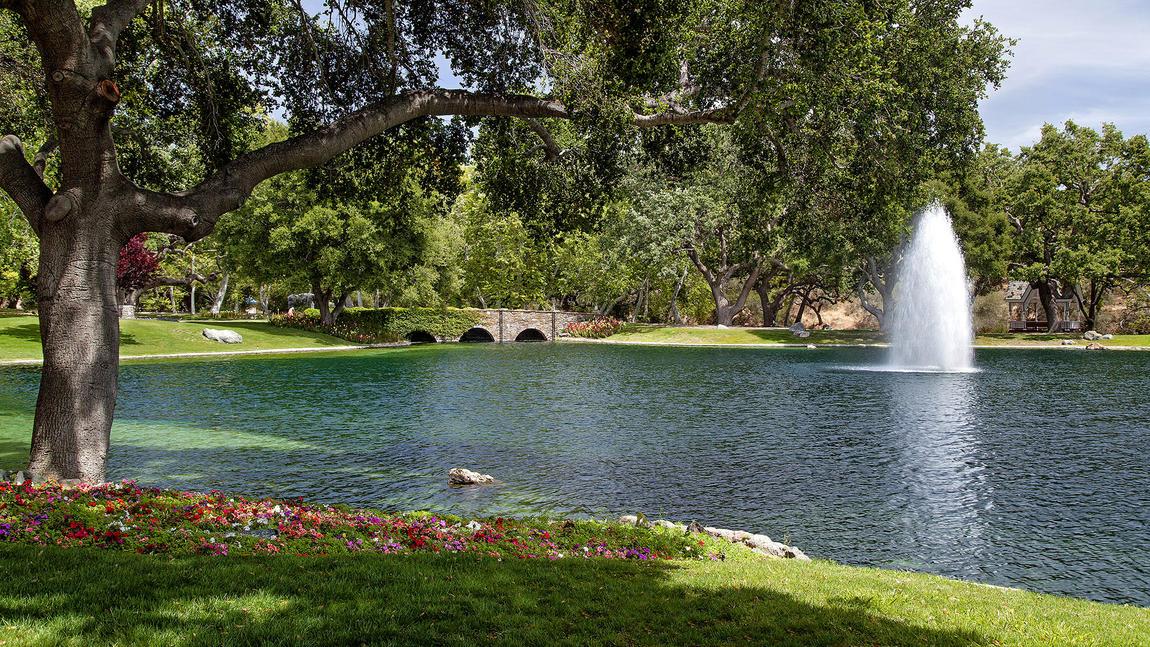 Hot Property | Former Neverland ranch