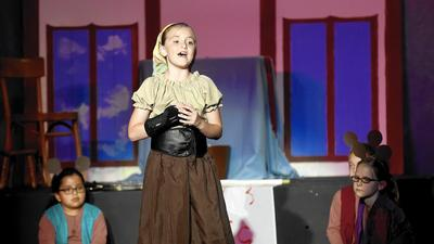 Carroll Arts Center hosts performance of 'Cinderella Kids'