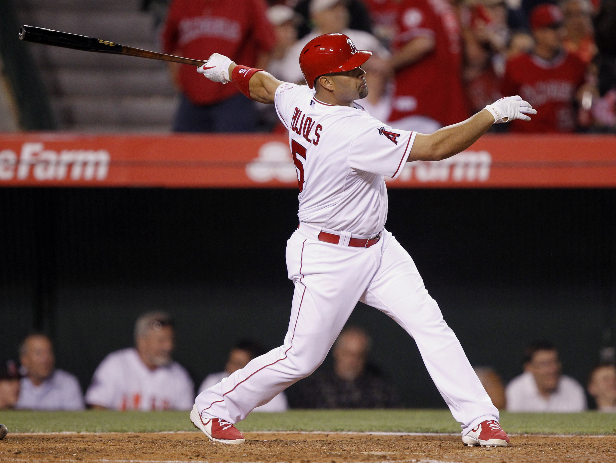 Loss of Erick Aybar doesn't affect Angels' win over Tigers