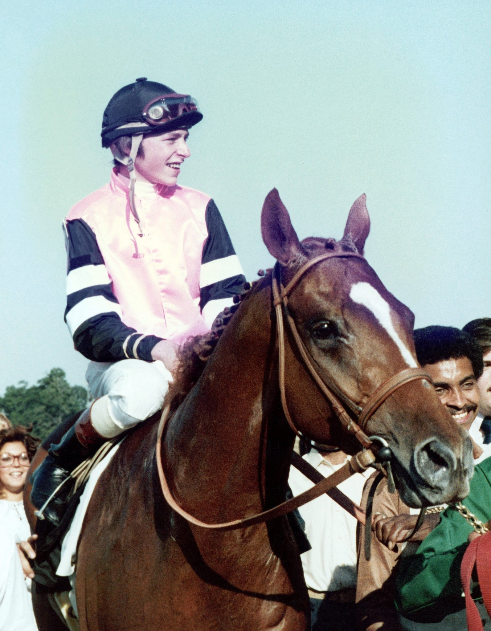 The last Triple Crown: In 1978, Affirmed achieved what no horse has accomplished since