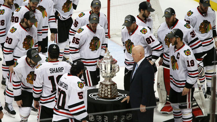 Blackhawks Headed To Stanley Cup Final
