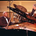 Tribute to late jazz pianist Oscar Peterson, and to his piano