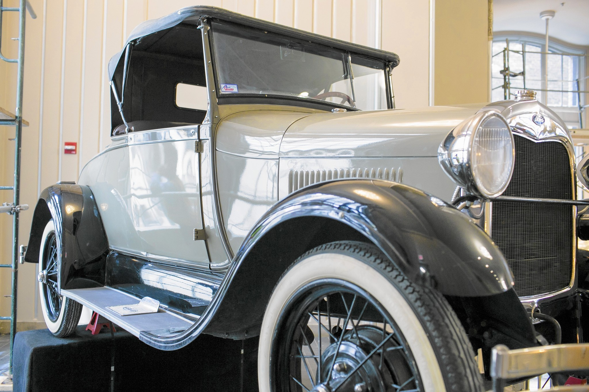Chicago Motor Club Building Honors City 39 S Motoring Past Baltimore Sun