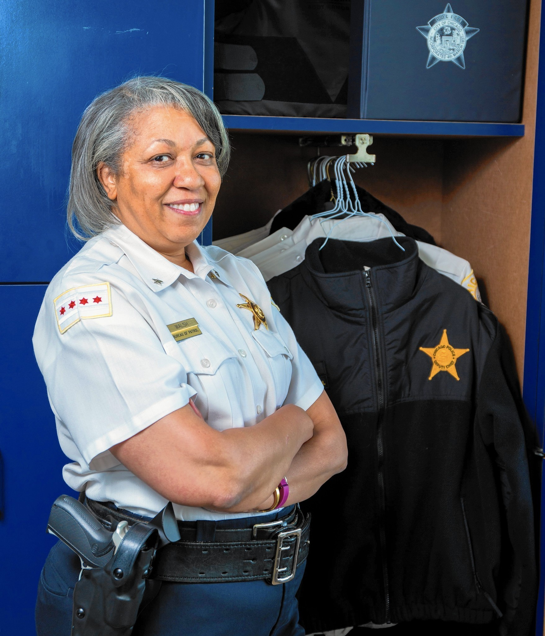 chicago s highest ranking female police officer reflects on her chicago s highest ranking female police officer reflects on her career chicago tribune