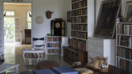 How writers lived: A look at the houses of literary lions