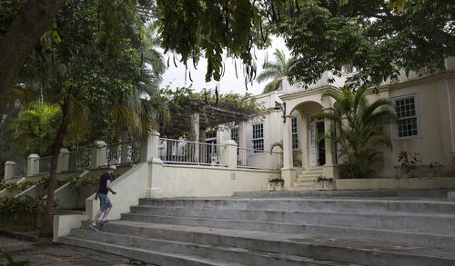 <p>Ernest Hemingway's Cuban retreat, Finca Vigia, is now the Hemingway House and Museum. </p>