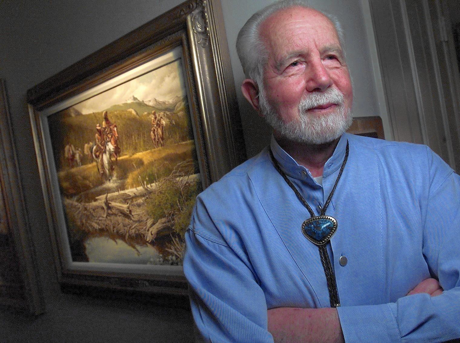 John J. Geraghty dies at 85; hot rod designer later became art expert