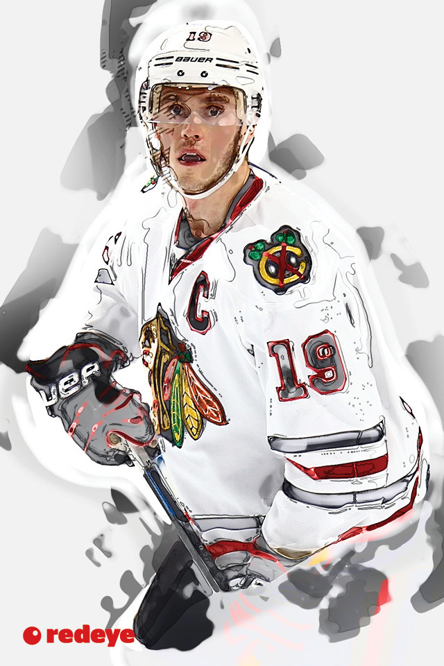 jonathan toews iphone 6 wallpaper