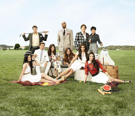 """<p>Allow us to shed some light on the very """"Brady Bunch"""" Kardashian family tree: The Kardashians — Kim Kardashian, Kourtney Kardashian, Khloe Kardashian and Rob Kardashian — are children to former O.J. Simpson lawyer Robert Kardashian and Kris Jenner (nee Houghton). She divorced Kardashian and married CaitlynJenner, known at the time as Olympian Bruce Jenner. Jenner had sons Brandon Jenner and Brody Jenner from a previous marriage to Linda Thompson. (She also has another son and daughter from herfirst marriage to Chrystie Crownover.) The Jennerslater had two daughters, Kylie and Kendall Jenner, who are also featured on the family's reality TV series. And then there are the love interests and babies. Click though for a better idea of who's who and why they're famous.</p>"""