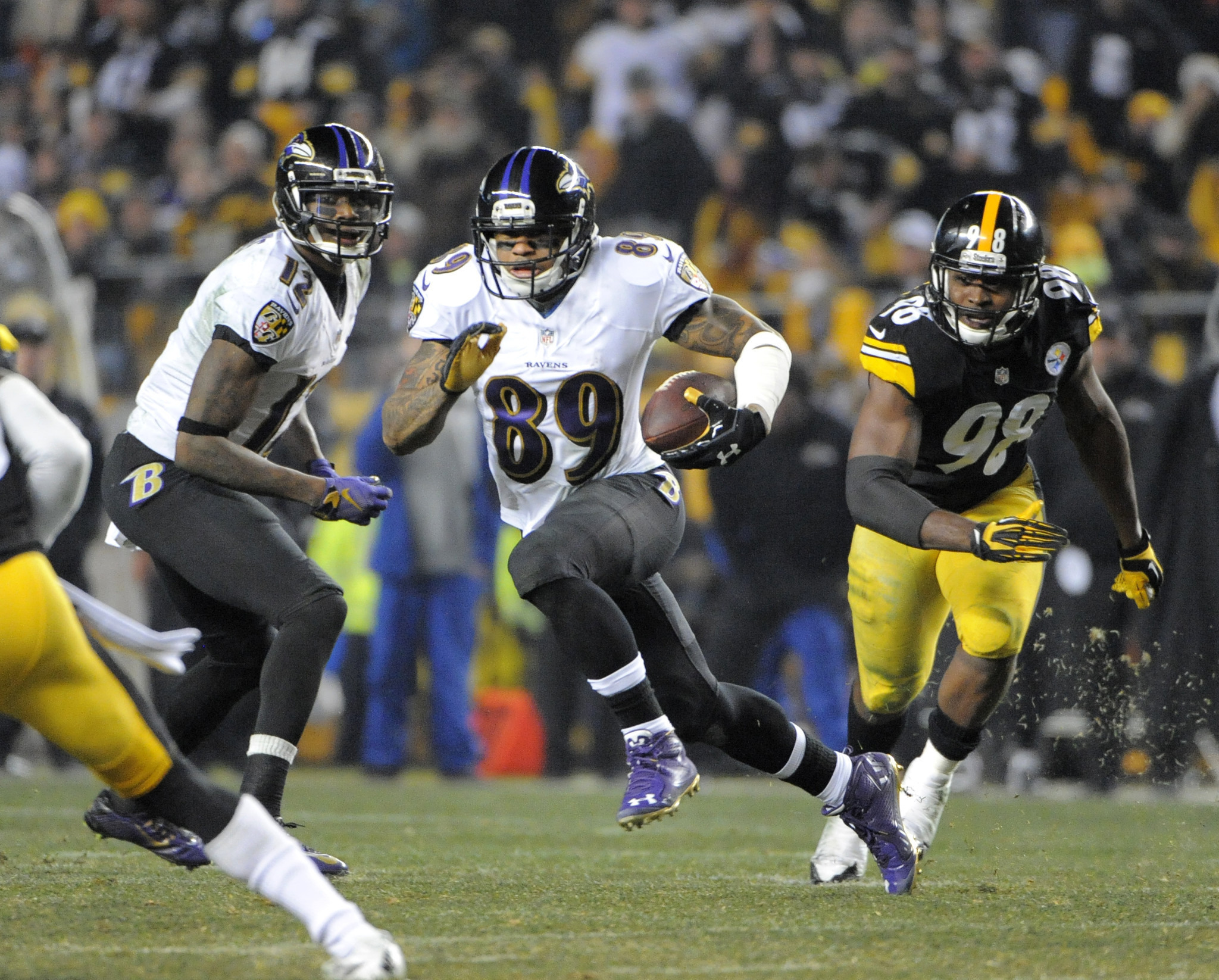 top nfl receivers nfl network streaming
