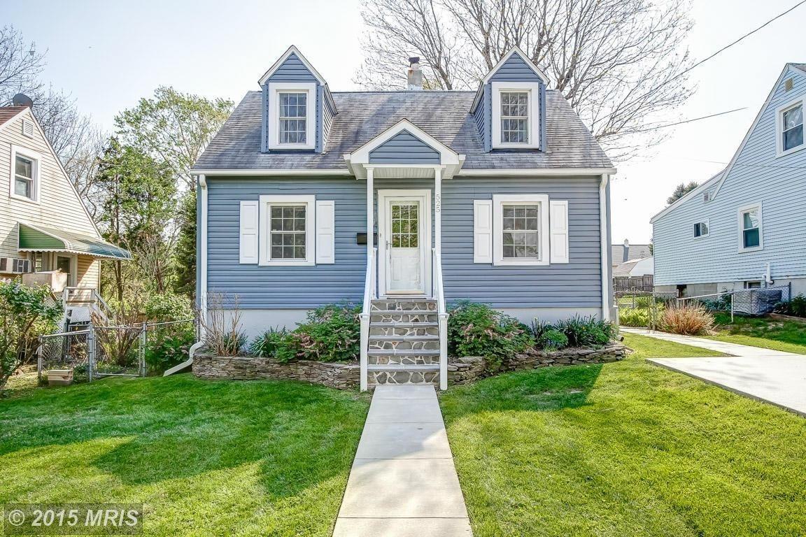 Top 10 starter homes in the baltimore area baltimore sun for Top ten home builders