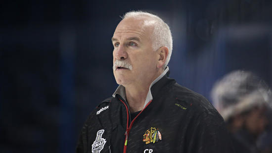 Blackhawks Coach Joel Quenneville: 'I'm More Excited This Time'