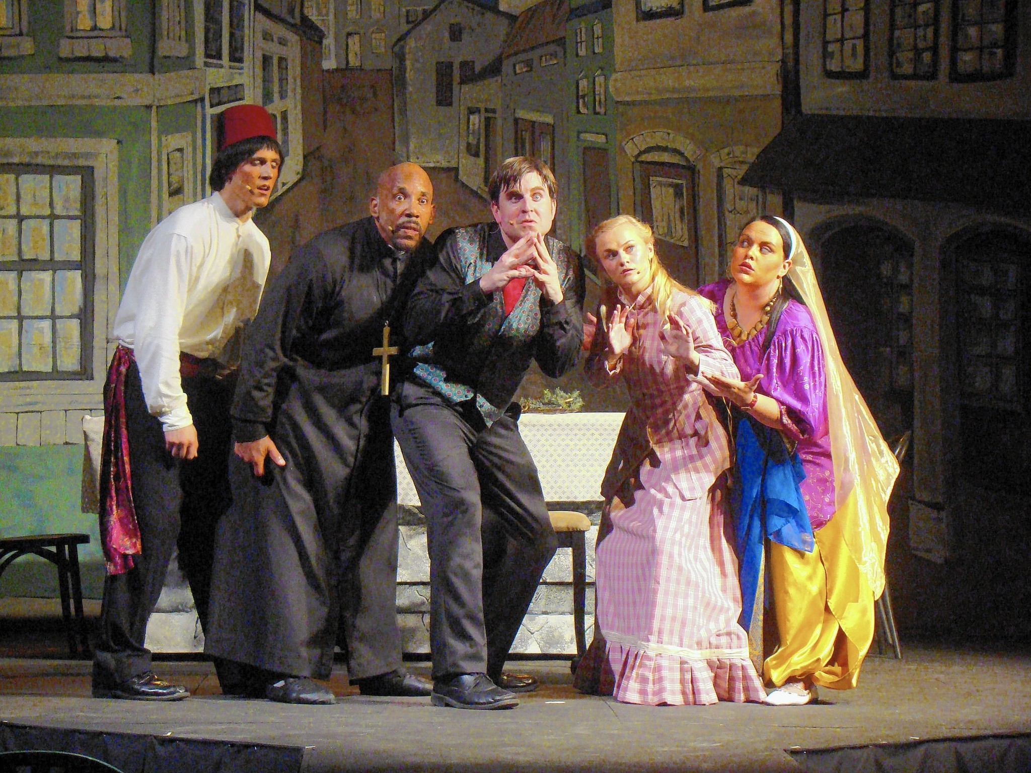 39 Edwin Drood 39 Is A Delicious Mystery For Annapolis Summer Garden Theatre Baltimore Sun