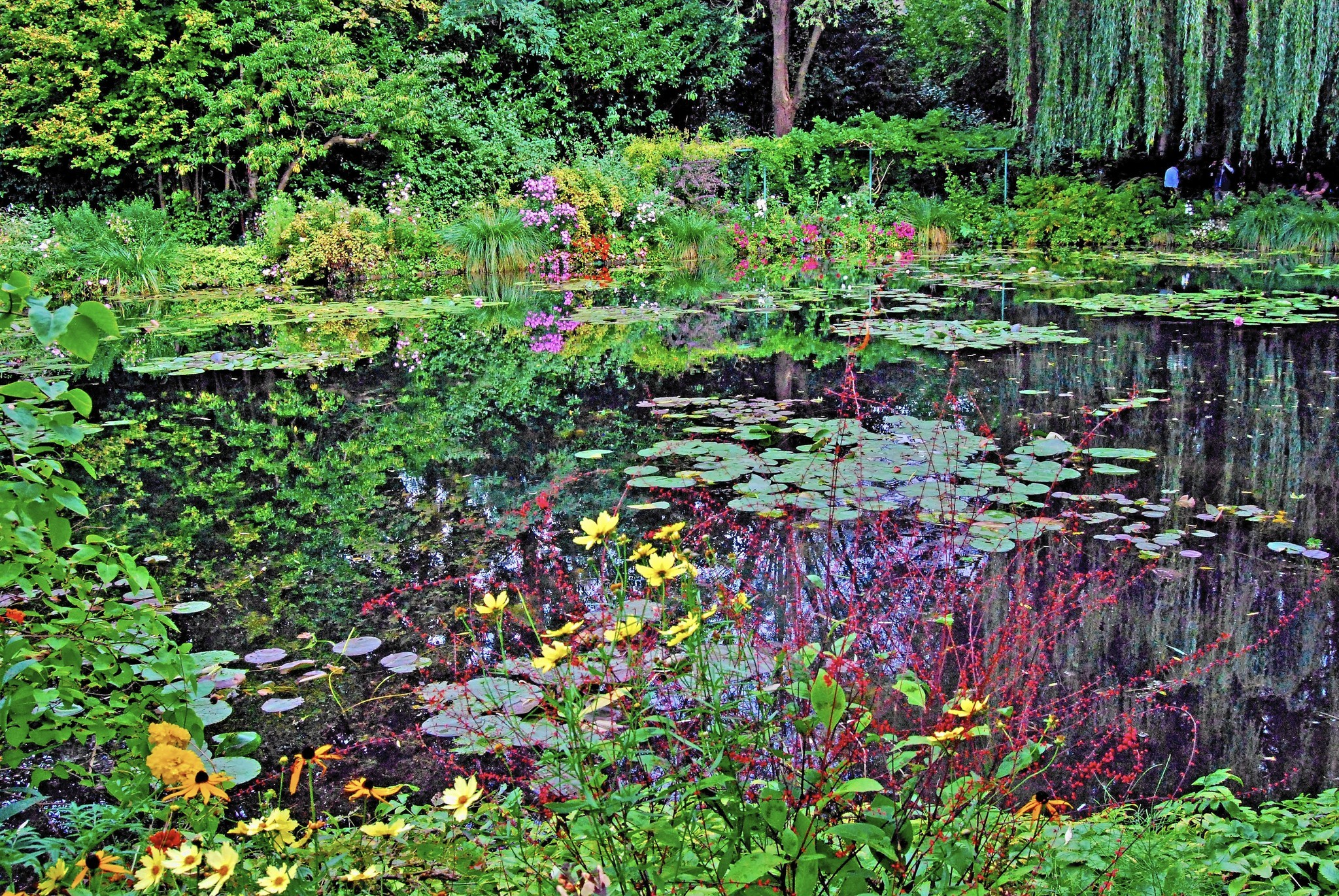 Exquisite impressions of Monet s Giverny France LA Times
