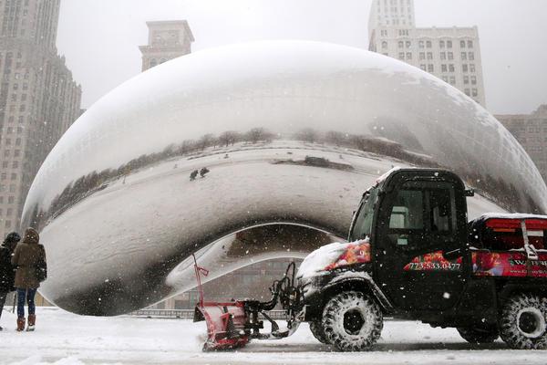 Anthony Souffle / Chicago Tribune