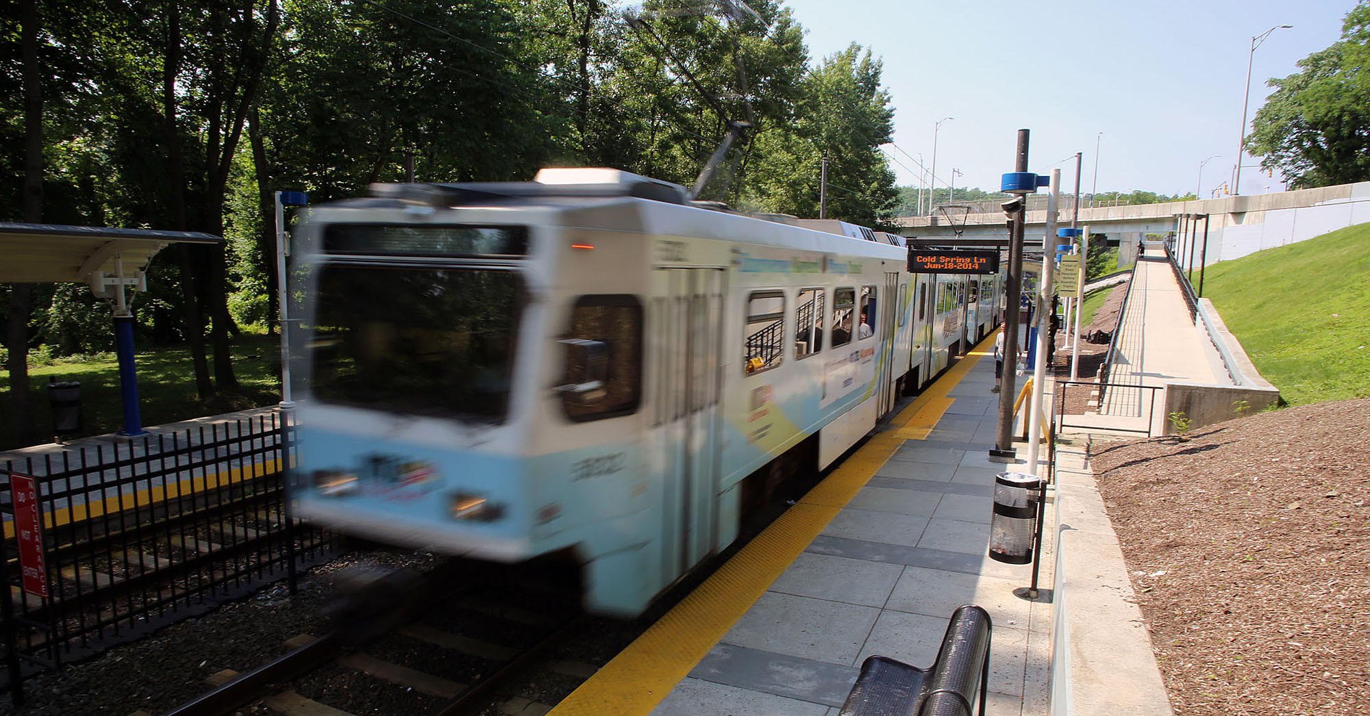 MTA to conduct fare pliance sweeps on light rail system through