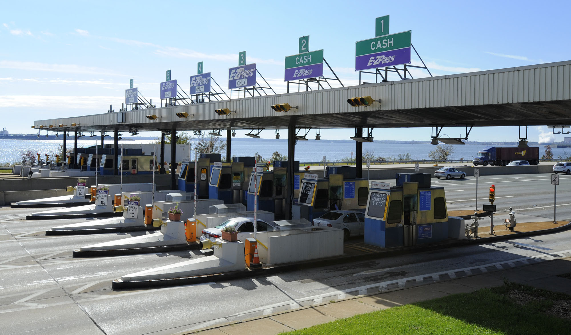 Hogan 39 s transportation chief defends decision to cut tolls for Maryland motor vehicle registration renewal