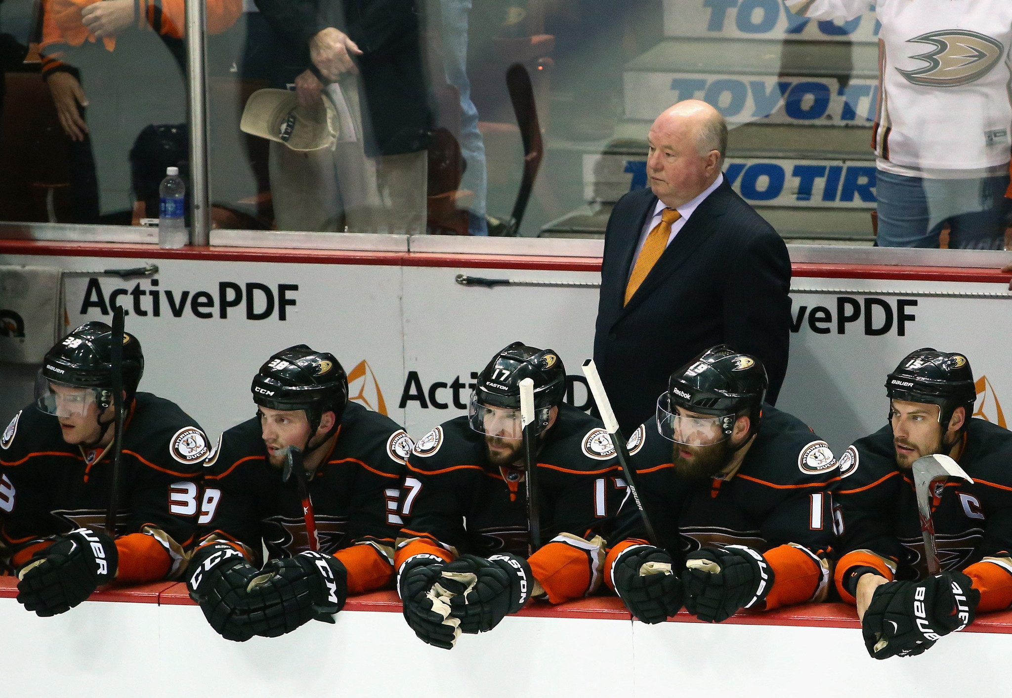 Bruce Boudreau To Return As Coach Of Ducks, Assistant Brad Lauer Is Fired