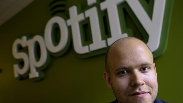 Spotify gets investment as it