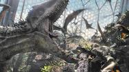 'Jurassic World' review: Reptile dysfunction
