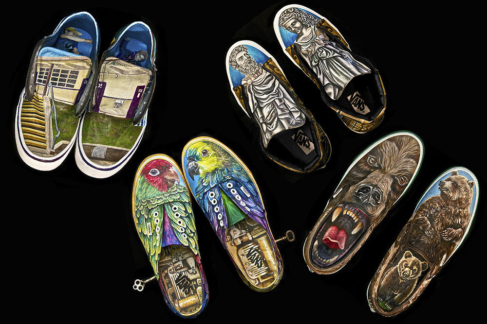 Vans Shoe Design Competition