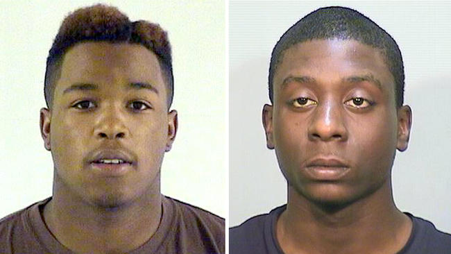 Gun theft charges