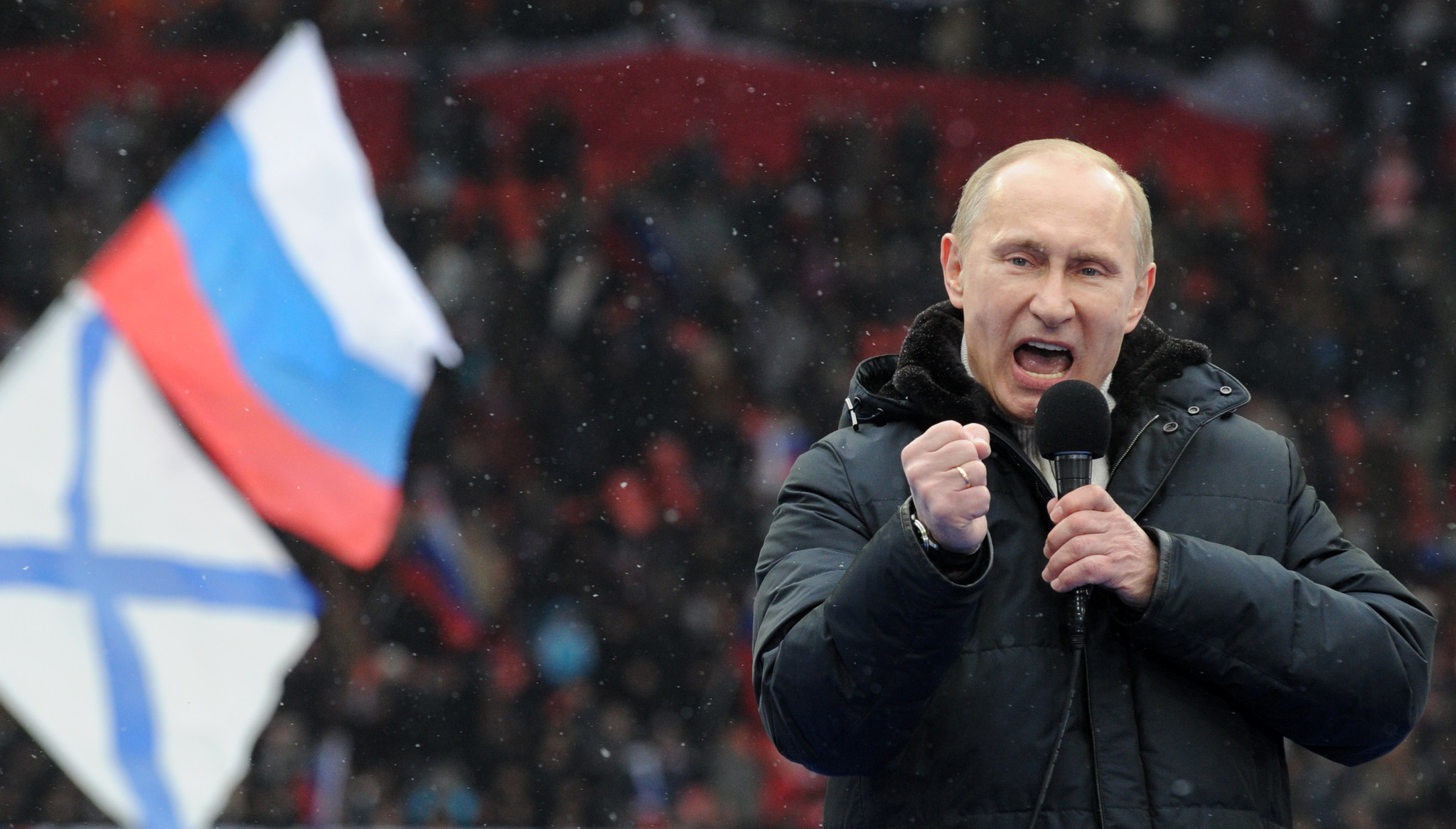 Putin, once critical of Stalin, now embraces Soviet dictator's tactics