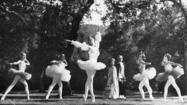 La Cañada Flintridge History: Ballet dancers prepare for fundraising performances of 'The Sleeping Beauty' and 'Peter Pan'