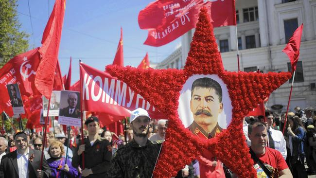 Stalin resurgence in Russia