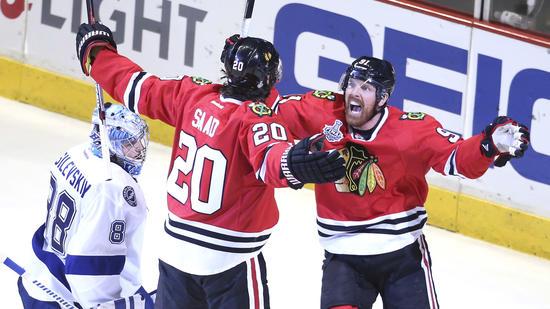 Blackhawks Tip Lightning 2-1 To Even Stanley Cup Final 2-2