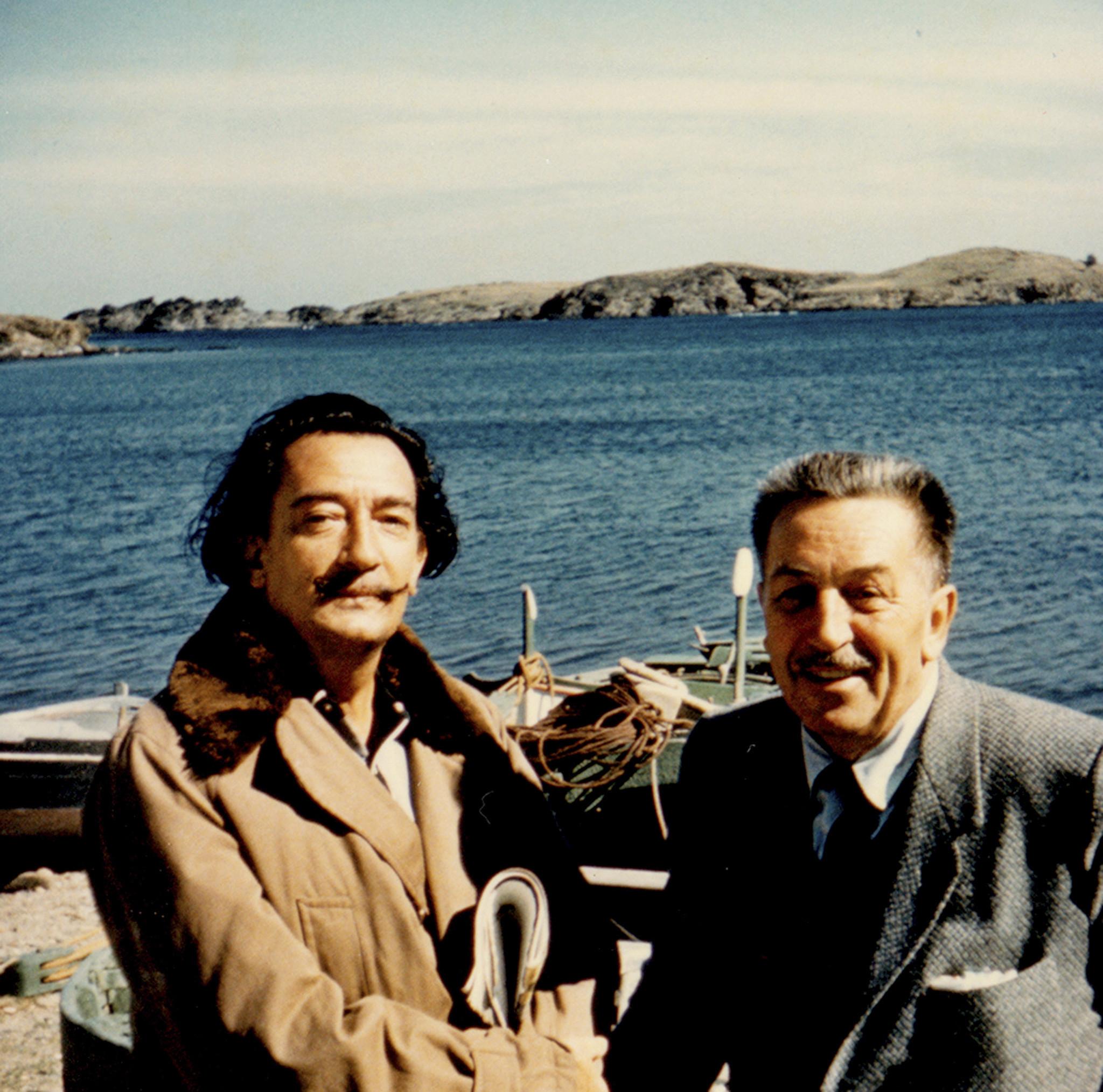 Walt Disney and Salvador Dali partnership focus of new exhibit ...